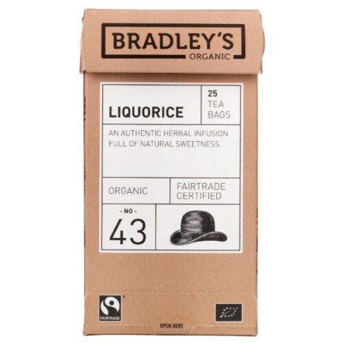 Bradley's Lakridste