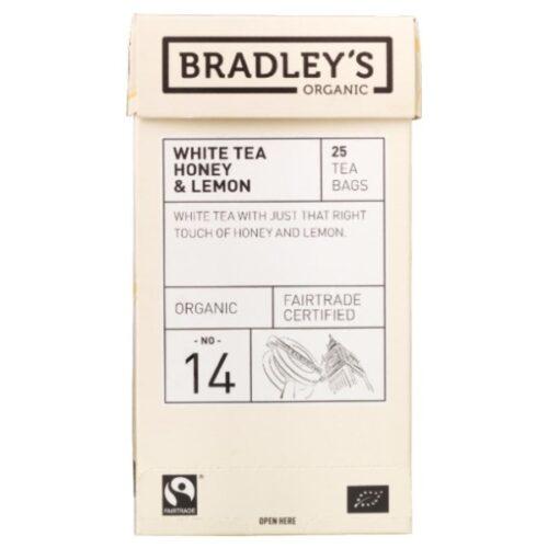 Bradley's Hvidte Honning og Citron