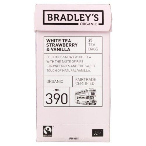 Bradley's Jordbær te