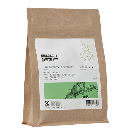 Nicaragua Fairtrade fra Peter Larsen Kaffe
