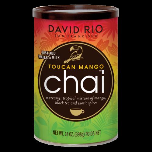 David Rio Toucan Mango Chai