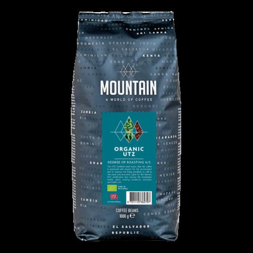 Mountain UTZ Hele kaffebønner