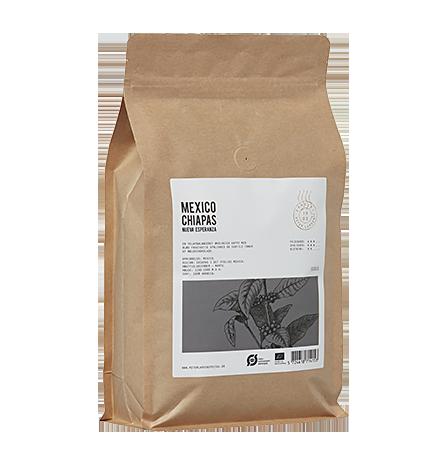 Mexico Chiapas Økologiske kaffebønner fra Peter Larsen Kaffe
