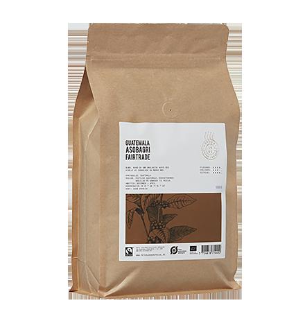 Guatamala Asobagt Økologiske Kaffebønner