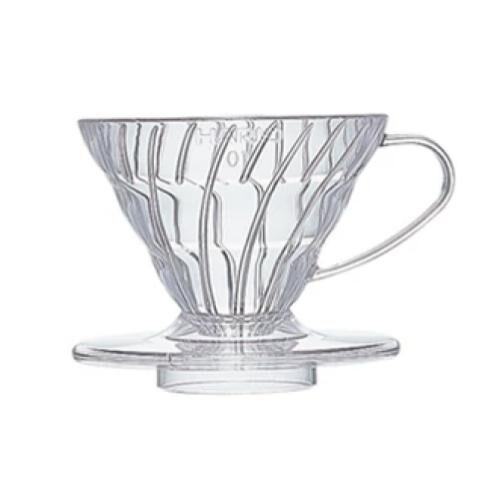 01 Plastik V60 Kaffe Dripper