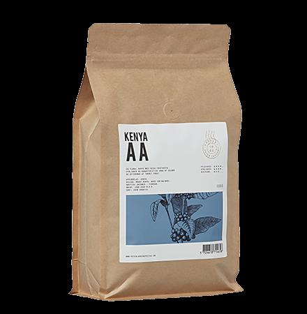 AA Kaffe fra Kenya