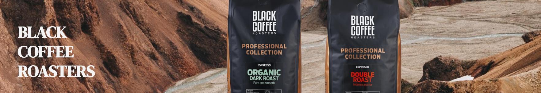 Black Coffee Roasters Kaffe
