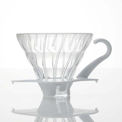 Hario V60 Kaffetragt i glas
