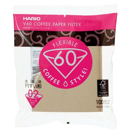 02 Hario Ublegede Kaffefiltre