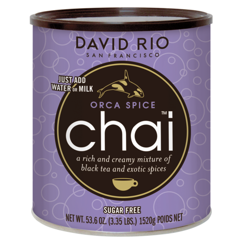 Stor Dåse David Rio Orca Spice Chai