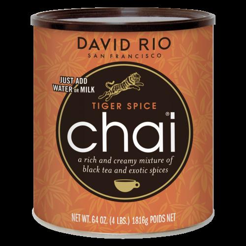 Stor Dåse David Rio Tiger Spice Chai