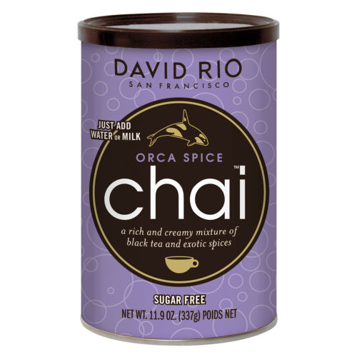 David Rio Orca Chai