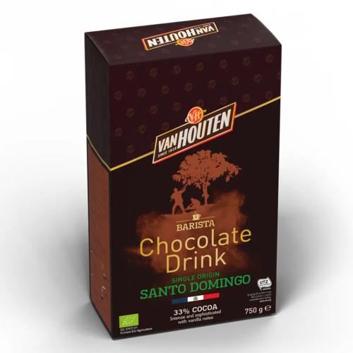 Van Houten Chokolade Drik Santo Domingo