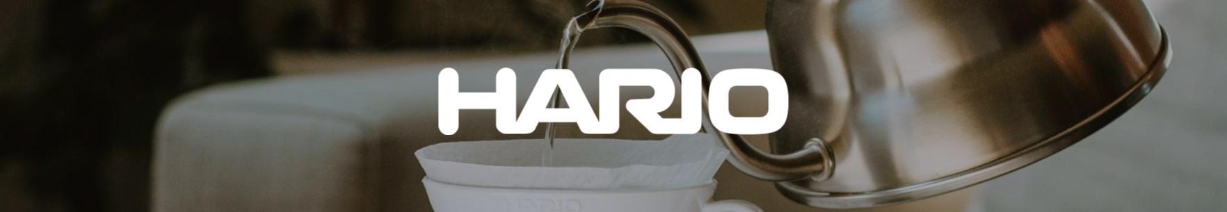 Hario kaffeudstyr - Brand