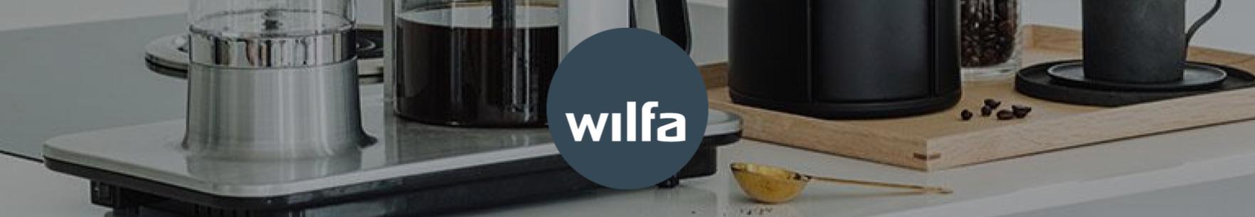 Wilfa kværne, kaffemaskiner og meget mere