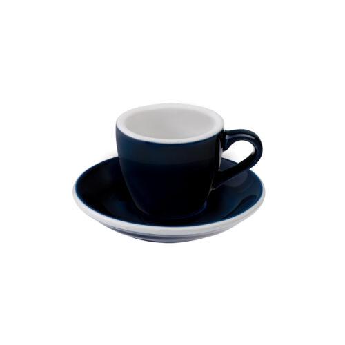 Denim Kop til Espresso (Porcelæn)