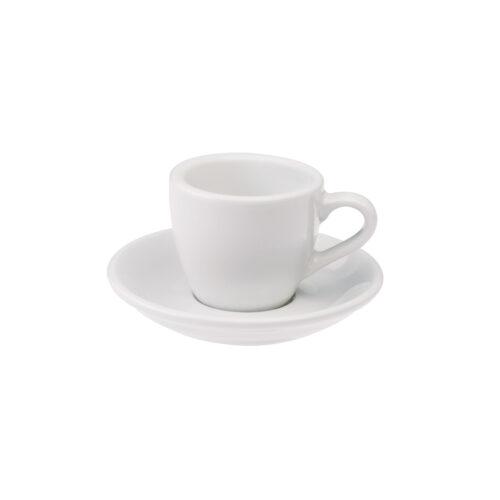 Hvid Espresso kop