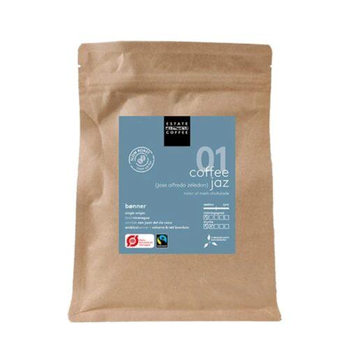 Jose Alfredo Zeledon (Coffee Jaz 01) fra Estate Coffee