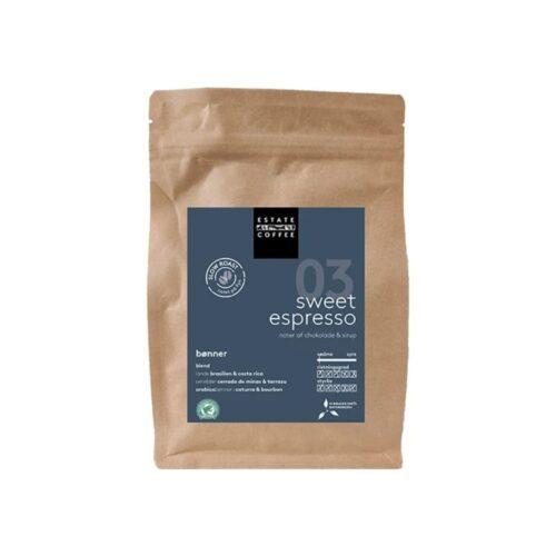 Espresso kaffe fra Estate