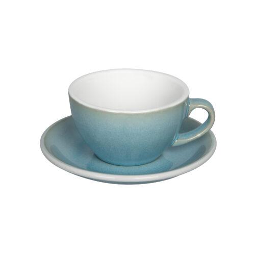 Ice Blue Egg Cappuccino
