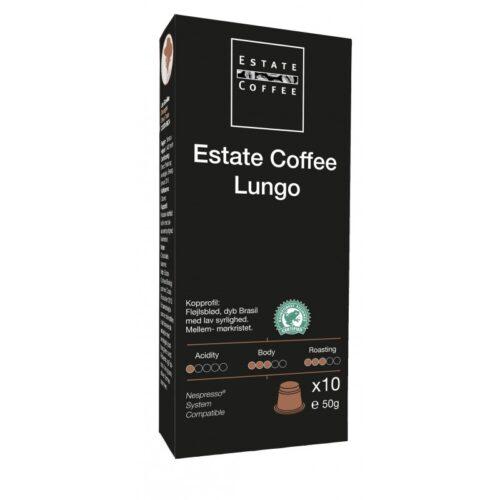 Estate Lungo - Kaffekapsler