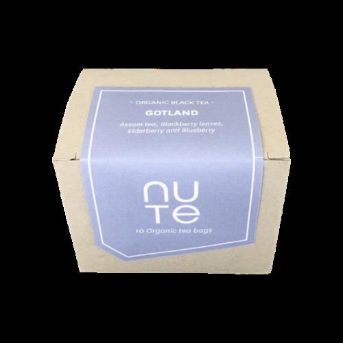 Gotland te fra Nute
