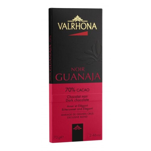 Valrhona Chokolade Noir Guanaja 70% Cacao