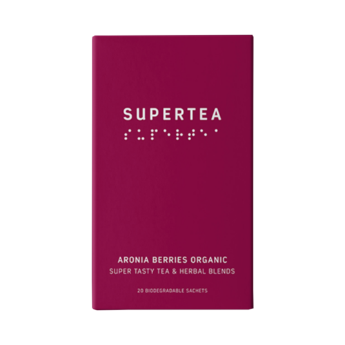 Supertea Aronia Berries Økologisk