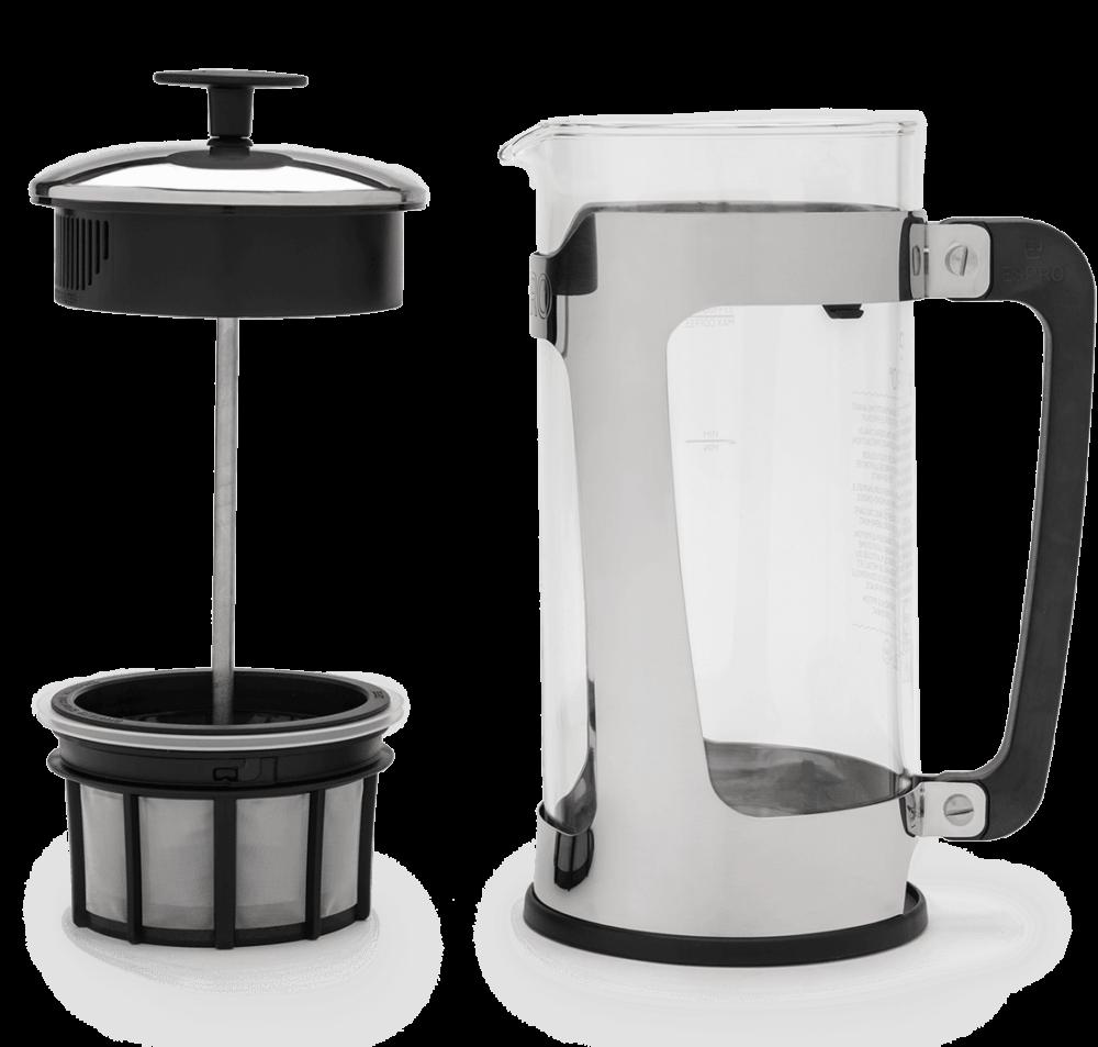 Espro P5 med Kaffefilter