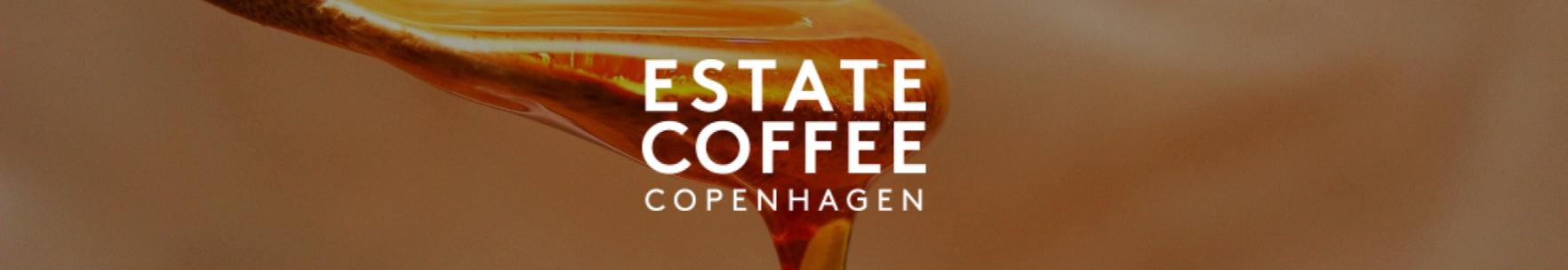 Kaffesirup fra Estate Coffee