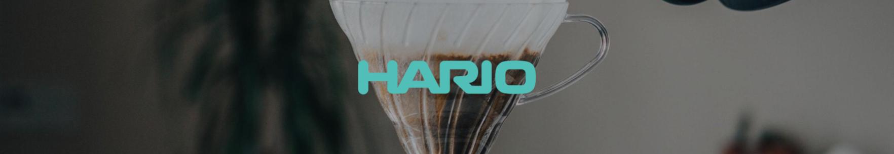 Hario V60 Drippers til filterbryg