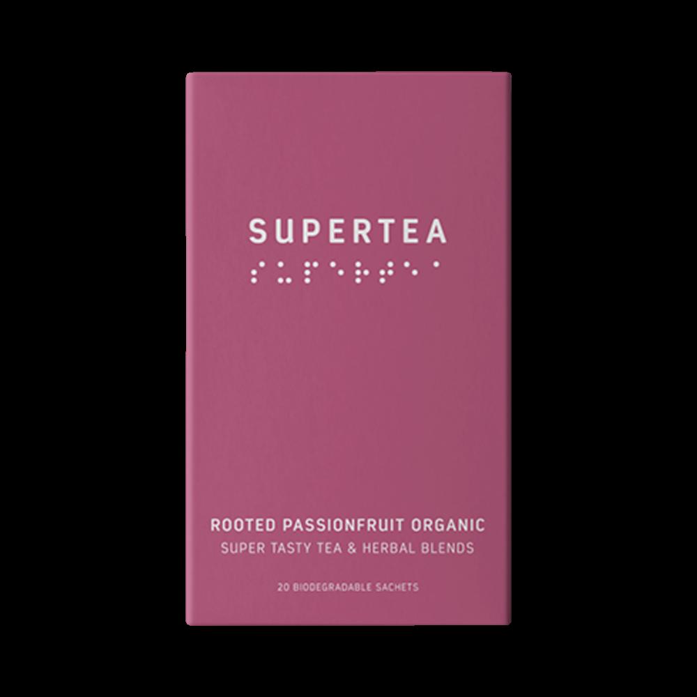 Supertea Rooted Passionfruit