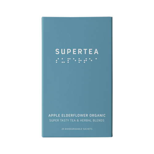 Supertea Apple and Elderflower