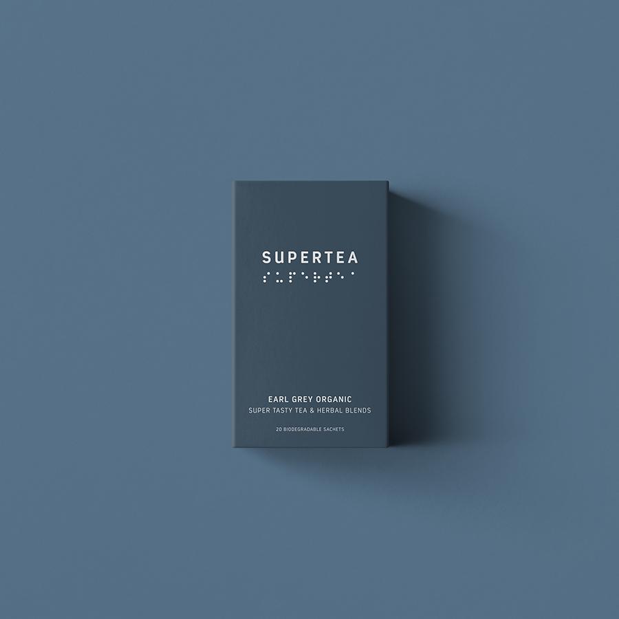 Supertea Earl Grey Organic