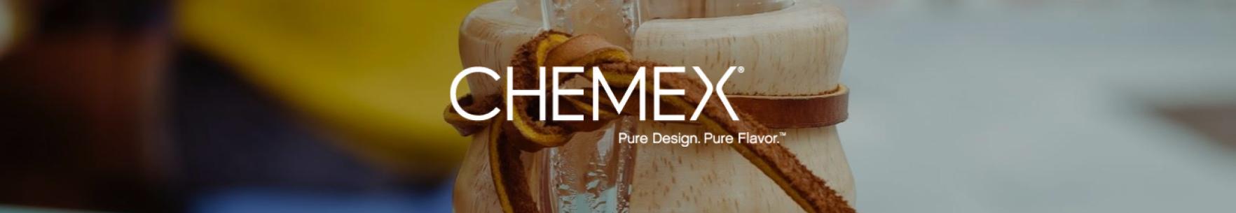Chemex kaffebryggere og tilbehør