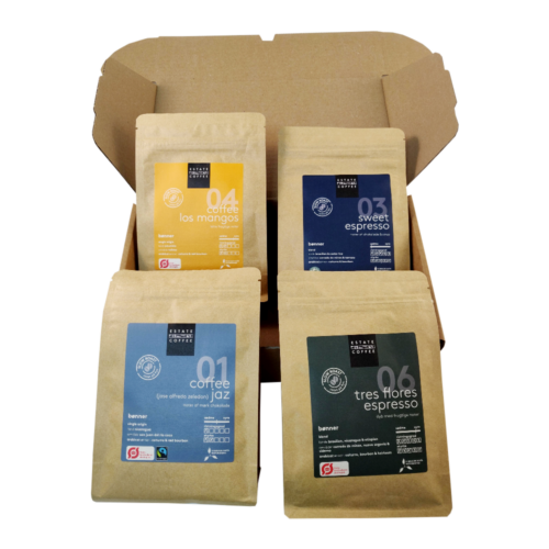 Estate Coffee Taste Collection Mix