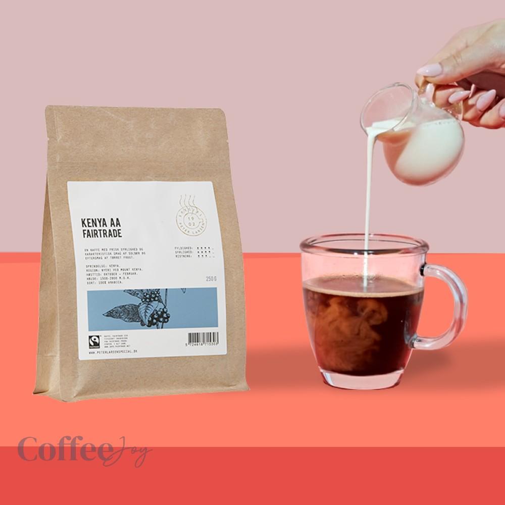 Kenya AA Kaffebønner fra Collection Box