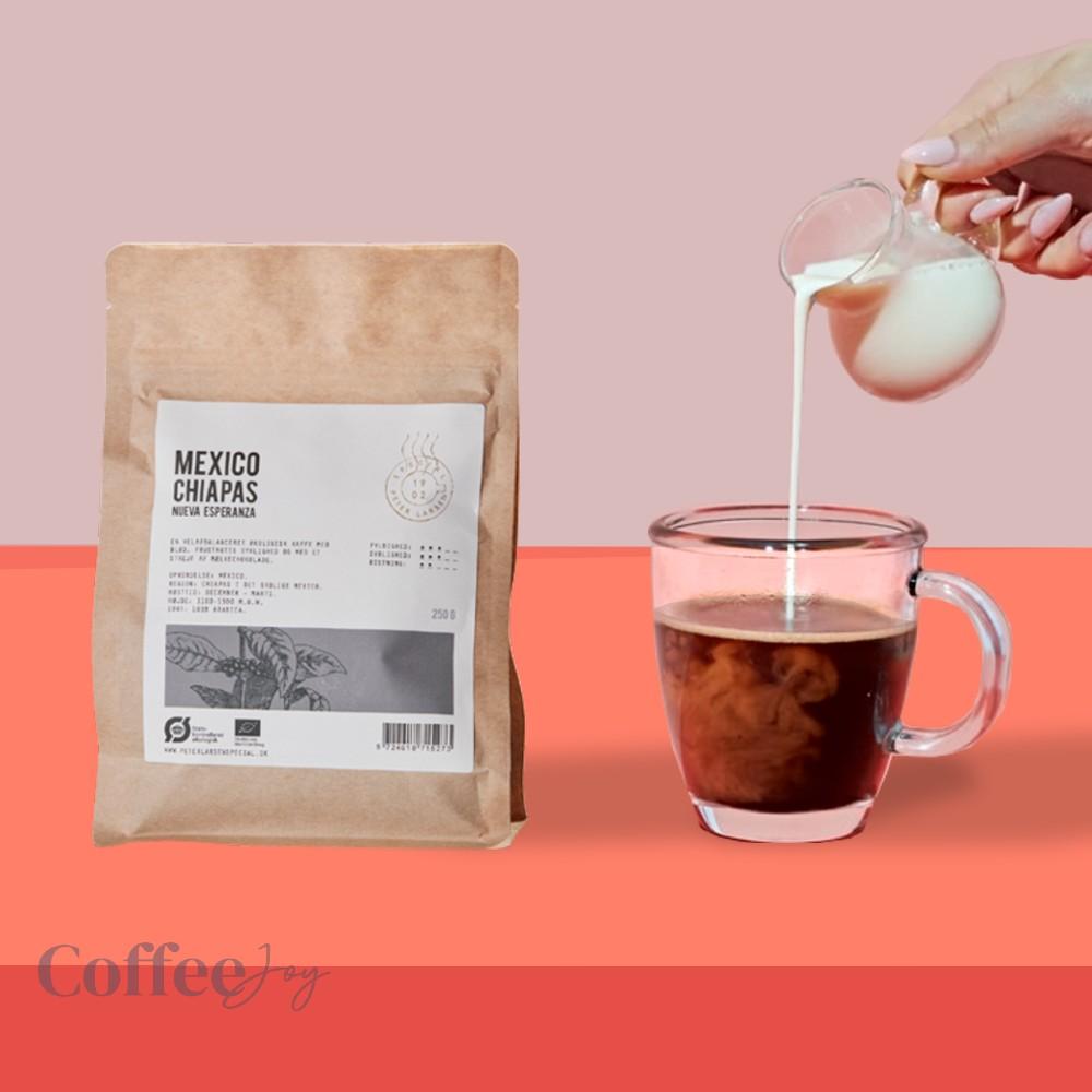 Mexico Chiapas Kaffe fra Peter Larsen Collection Box