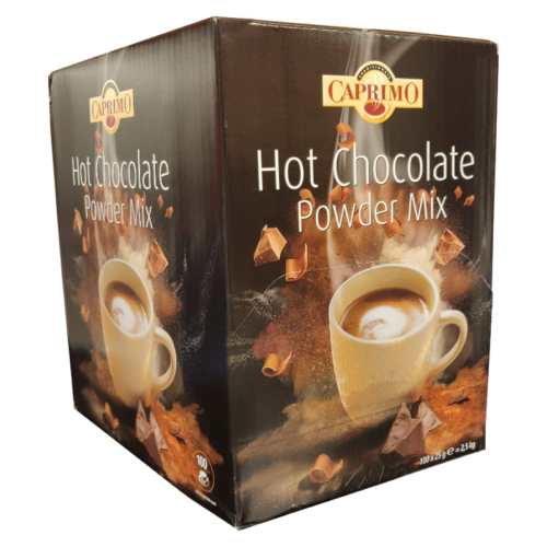 Caprimo Varm Chokolade